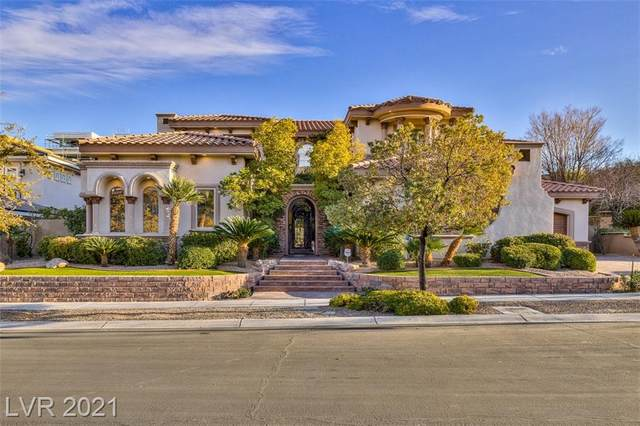 1797 Valenzano Way, Henderson, NV 89012 (MLS #2263193) :: The Lindstrom Group