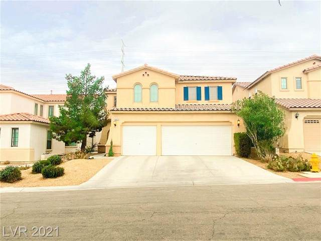 5455 Mountain Elk Court, Las Vegas, NV 89148 (MLS #2263194) :: ERA Brokers Consolidated / Sherman Group