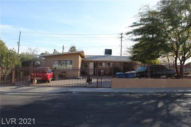 2100 Kirk Avenue, Las Vegas, NV 89101 (MLS #2263209) :: Billy OKeefe | Berkshire Hathaway HomeServices