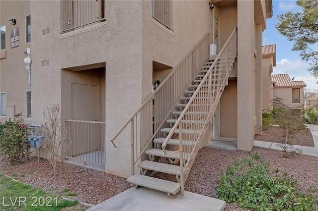 2110 Los Feliz Street #1037, Las Vegas, NV 89156 (MLS #2263228) :: Signature Real Estate Group