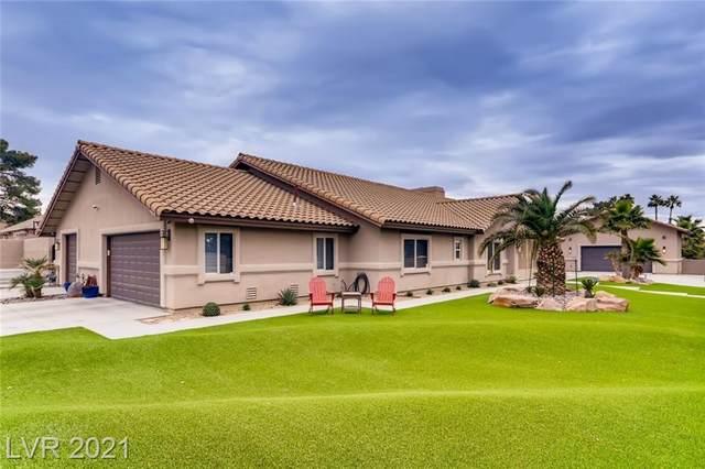 3190 Casanova Circle, Las Vegas, NV 89120 (MLS #2263233) :: Billy OKeefe   Berkshire Hathaway HomeServices