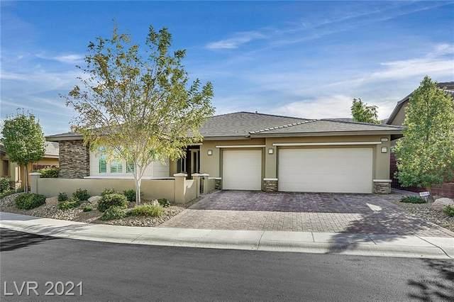 10507 Bryn Haven Avenue, Las Vegas, NV 89135 (MLS #2263261) :: ERA Brokers Consolidated / Sherman Group