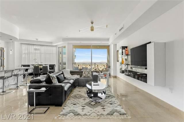 9103 Alta Drive #907, Las Vegas, NV 89145 (MLS #2263267) :: Custom Fit Real Estate Group
