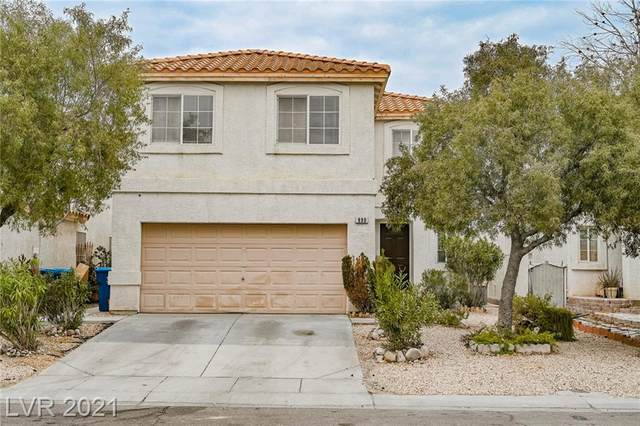 890 Ribbon Grass Avenue, Las Vegas, NV 89183 (MLS #2263274) :: The Perna Group