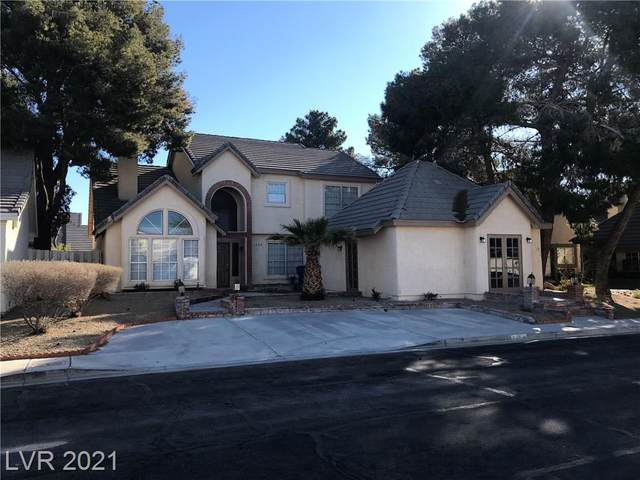 2608 Trotwood Lane, Las Vegas, NV 89108 (MLS #2263295) :: ERA Brokers Consolidated / Sherman Group