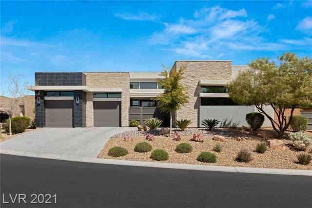 85 Glade Hollow Drive, Las Vegas, NV 89135 (MLS #2263301) :: Kypreos Team