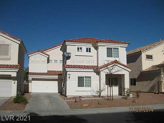 2420 Belt Buckley Drive, Henderson, NV 89002 (MLS #2263313) :: Signature Real Estate Group