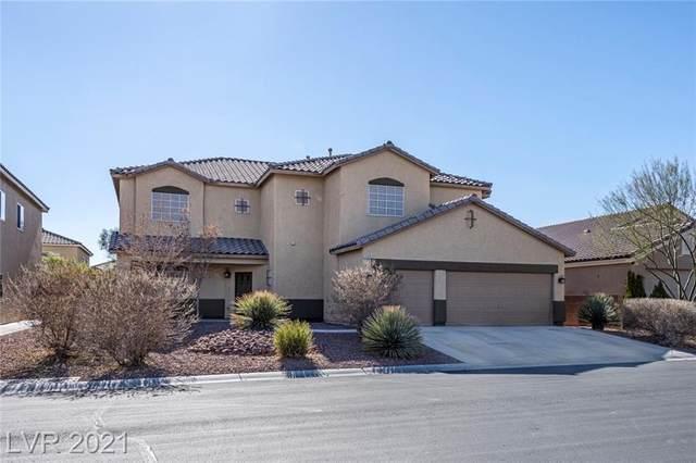 6009 Jalisco Avenue, Las Vegas, NV 89131 (MLS #2263356) :: Jeffrey Sabel