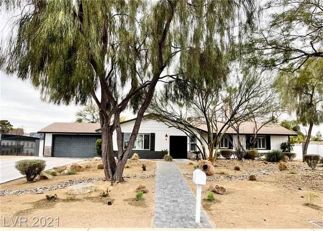 1901 Chestnut Lane, Las Vegas, NV 89123 (MLS #2263357) :: Billy OKeefe | Berkshire Hathaway HomeServices