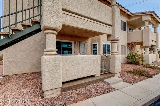 1312 Driscoll Drive #102, Las Vegas, NV 89128 (MLS #2263362) :: Billy OKeefe | Berkshire Hathaway HomeServices