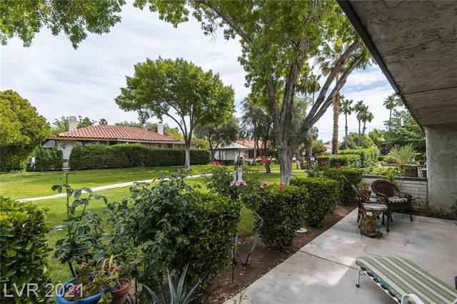 2446 San Lucas Circle, Las Vegas, NV 89121 (MLS #2263364) :: The Lindstrom Group