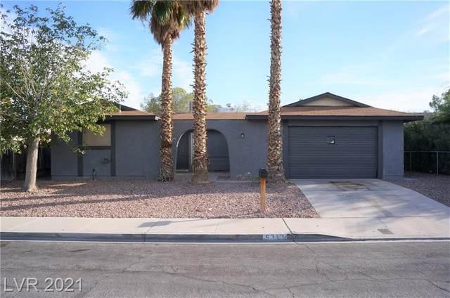 6313 Eugene Avenue, Las Vegas, NV 89108 (MLS #2263403) :: Billy OKeefe   Berkshire Hathaway HomeServices