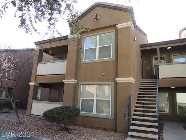 555 Silverado Ranch Boulevard #2107, Las Vegas, NV 89183 (MLS #2263404) :: Billy OKeefe | Berkshire Hathaway HomeServices