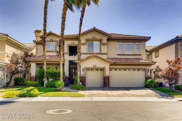 4710 Laguna Vista Street, Las Vegas, NV 89147 (MLS #2263421) :: Billy OKeefe   Berkshire Hathaway HomeServices