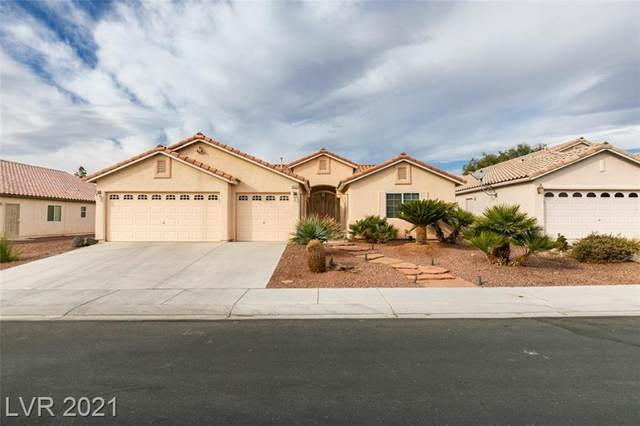6225 Amory Street, North Las Vegas, NV 89081 (MLS #2263434) :: Billy OKeefe | Berkshire Hathaway HomeServices