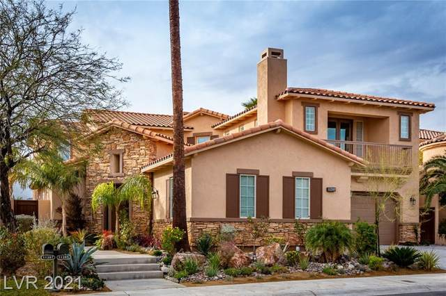 11295 Winter Cottage Place, Las Vegas, NV 89135 (MLS #2263436) :: Billy OKeefe | Berkshire Hathaway HomeServices