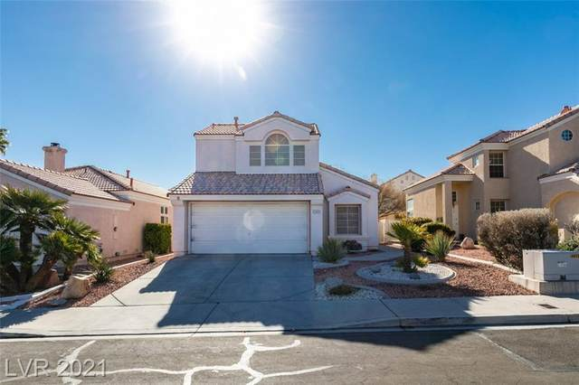 7829 Turtle Cove Avenue, Las Vegas, NV 89128 (MLS #2263441) :: Billy OKeefe | Berkshire Hathaway HomeServices