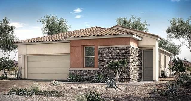 70 Nine Mile Creek Drive, Las Vegas, NV 89138 (MLS #2263453) :: The Shear Team
