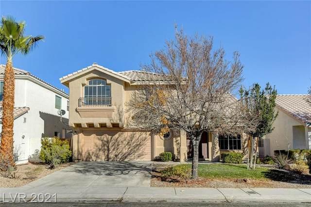 9020 Cotton Rose Way, Las Vegas, NV 89134 (MLS #2263466) :: Billy OKeefe   Berkshire Hathaway HomeServices