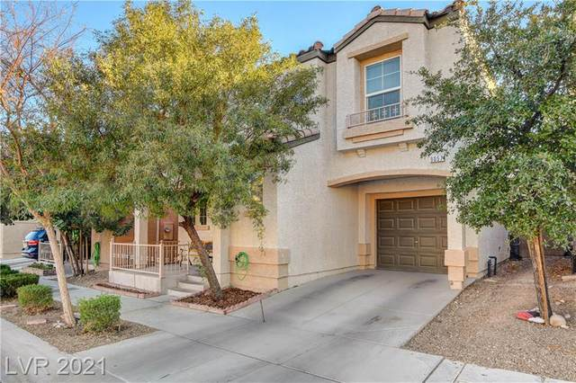 9057 Careful Canvas Avenue, Las Vegas, NV 89149 (MLS #2263468) :: The Shear Team