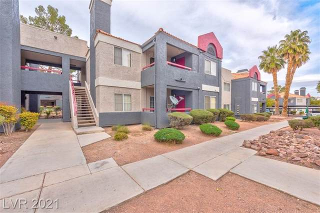 8600 Charleston Boulevard #2057, Las Vegas, NV 89117 (MLS #2263469) :: Team Michele Dugan