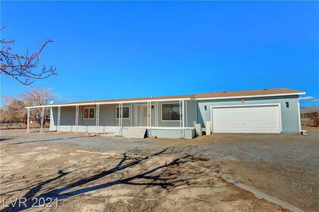 4200 Mcgraw Road, Pahrump, NV 89061 (MLS #2263475) :: Vestuto Realty Group