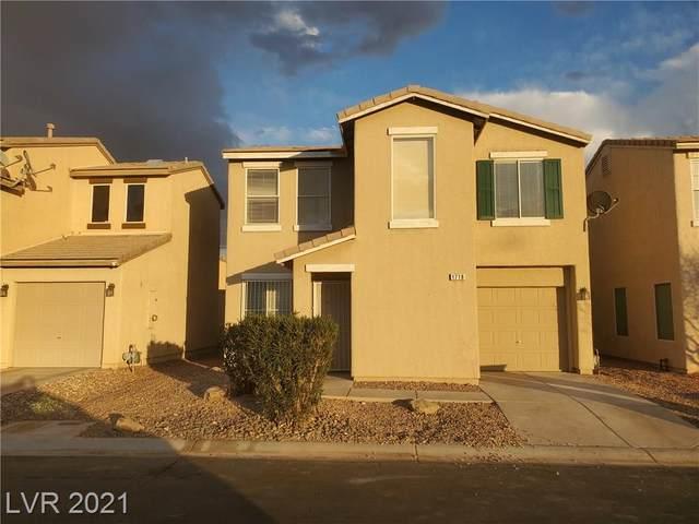 1718 Buck Island Street, Las Vegas, NV 89156 (MLS #2263489) :: Billy OKeefe | Berkshire Hathaway HomeServices