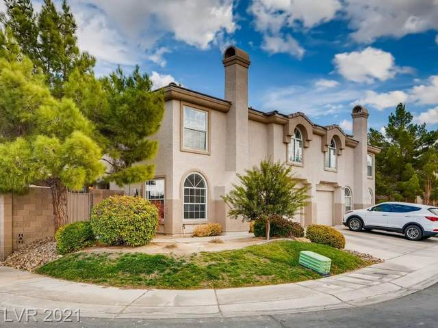 1626 Aspen Meadows Drive, Henderson, NV 89014 (MLS #2263494) :: Jeffrey Sabel