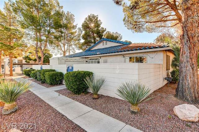 2141 Twickenham Place A, Las Vegas, NV 89108 (MLS #2263499) :: Billy OKeefe | Berkshire Hathaway HomeServices