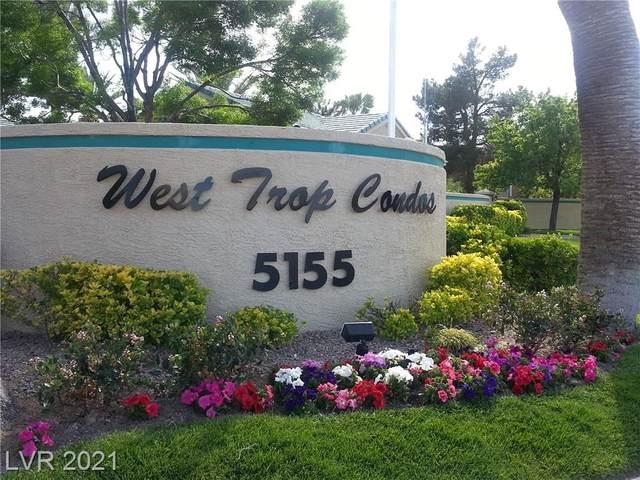 5155 W Tropicana Avenue #1102, Las Vegas, NV 89103 (MLS #2263539) :: ERA Brokers Consolidated / Sherman Group