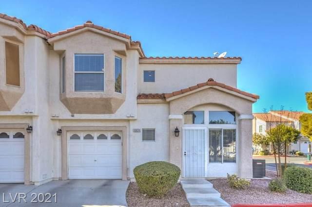 6929 Coral Rock Drive, Las Vegas, NV 89108 (MLS #2263541) :: Signature Real Estate Group