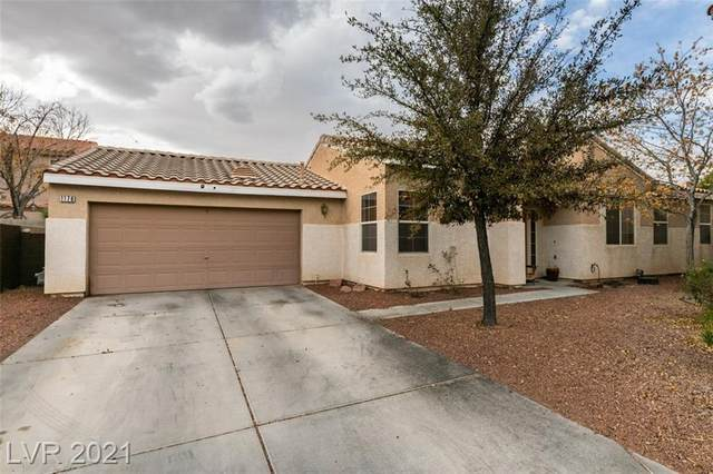 1178 Stormy Valley Road, Las Vegas, NV 89123 (MLS #2263542) :: The Shear Team