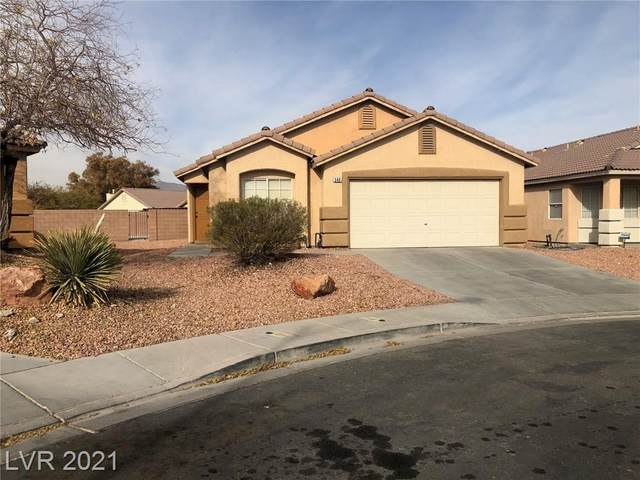 540 Shallow Mist Court, North Las Vegas, NV 89032 (MLS #2263559) :: Billy OKeefe | Berkshire Hathaway HomeServices