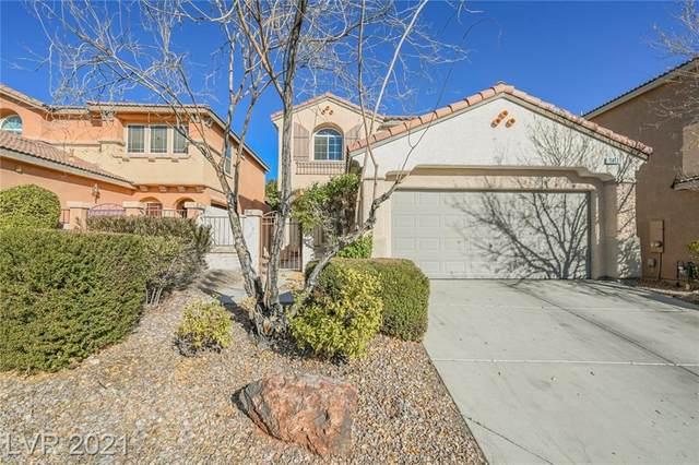11452 Drappo Ave Parkway, Las Vegas, NV 89138 (MLS #2263563) :: Kypreos Team