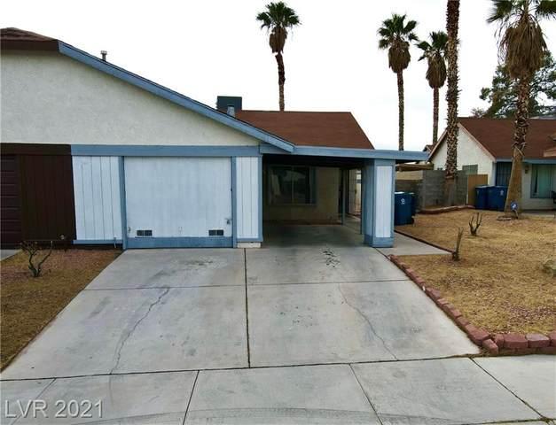 7097 Kenwood Street, Las Vegas, NV 89147 (MLS #2263568) :: The Shear Team