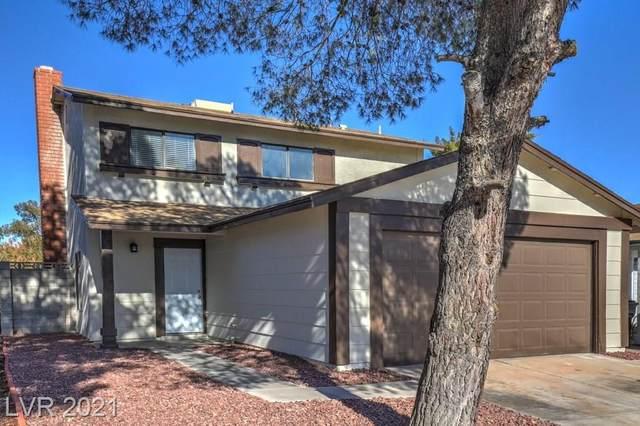 6628 Escalon Drive, Las Vegas, NV 89108 (MLS #2263573) :: Signature Real Estate Group