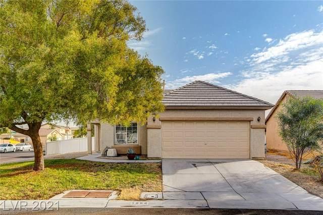3864 White Cedar Drive, Las Vegas, NV 89115 (MLS #2263575) :: Signature Real Estate Group