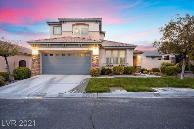 441 Eternity Street, Las Vegas, NV 89138 (MLS #2263578) :: Signature Real Estate Group