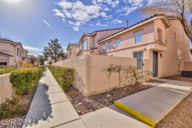 9656 Belle Regal Street, Las Vegas, NV 89123 (MLS #2263581) :: The Shear Team