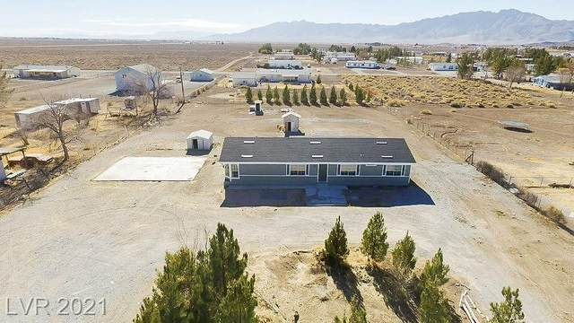 3261 Fritz Lane, Pahrump, NV 89048 (MLS #2263582) :: Signature Real Estate Group