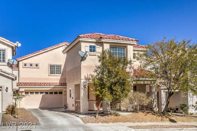 8944 Snowtrack Avenue, Las Vegas, NV 89149 (MLS #2263588) :: Kypreos Team