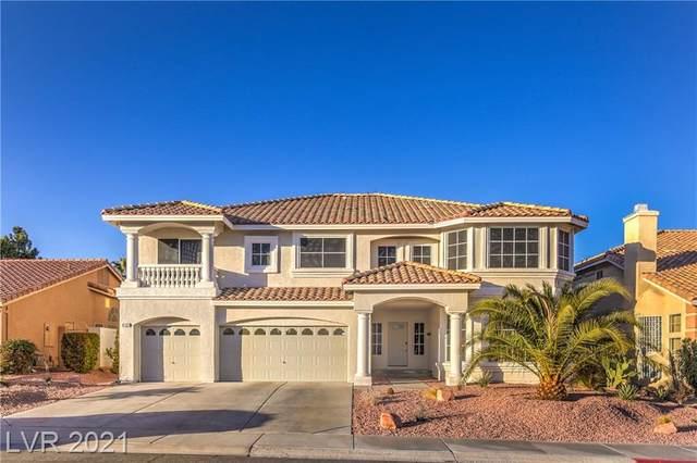 8732 Gilmore Avenue, Las Vegas, NV 89129 (MLS #2263607) :: Lindstrom Radcliffe Group