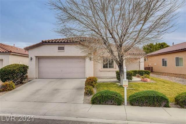 4131 Annendale Avenue, North Las Vegas, NV 89031 (MLS #2263628) :: Billy OKeefe | Berkshire Hathaway HomeServices