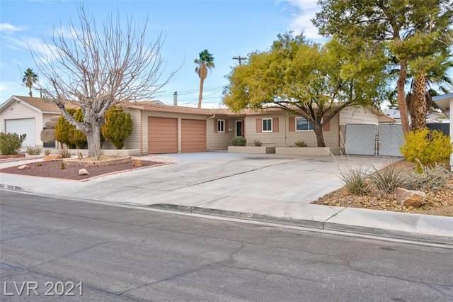 6240 Factor Avenue, Las Vegas, NV 89107 (MLS #2263659) :: Signature Real Estate Group
