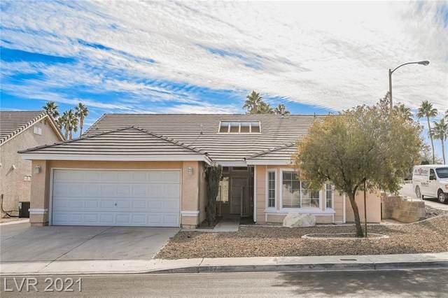 2087 Angel Falls Drive, Henderson, NV 89074 (MLS #2263661) :: Billy OKeefe | Berkshire Hathaway HomeServices