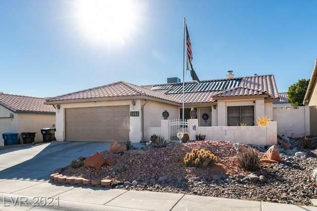 2111 Pilar Avenue, North Las Vegas, NV 89032 (MLS #2263666) :: Billy OKeefe | Berkshire Hathaway HomeServices