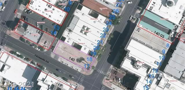 530 S 4th Street, Las Vegas, NV 89101 (MLS #2263673) :: Alexander-Branson Team | Realty One Group