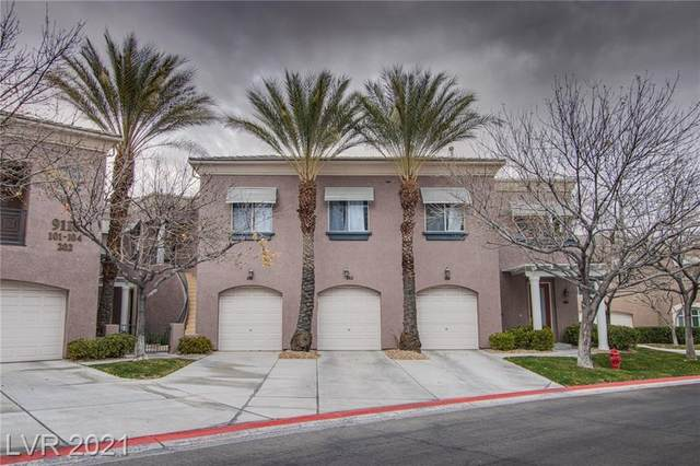 9116 Vista Greens Way #202, Las Vegas, NV 89134 (MLS #2263677) :: Billy OKeefe | Berkshire Hathaway HomeServices
