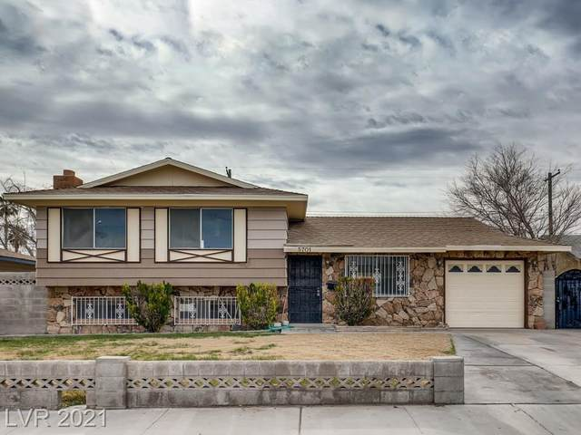 5701 Reiter Avenue, Las Vegas, NV 89108 (MLS #2263682) :: Team Michele Dugan