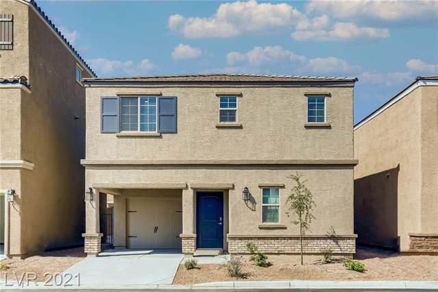4317 Heavenly Bamboo Way Street, Las Vegas, NV 89115 (MLS #2263695) :: Signature Real Estate Group